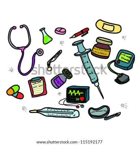 Medical cartoons Stock Photos, Images, & Pictures ...
