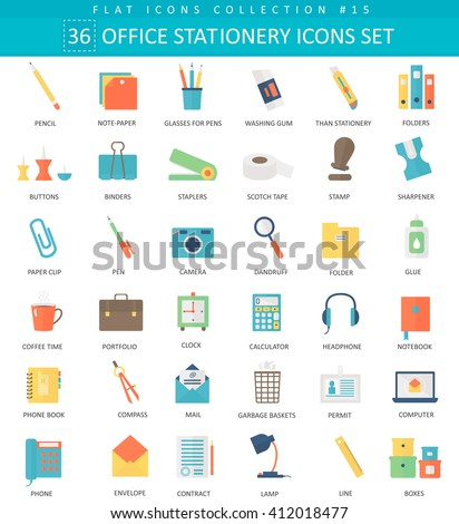 Stationery Stock Photos Images Pictures Shutterstock