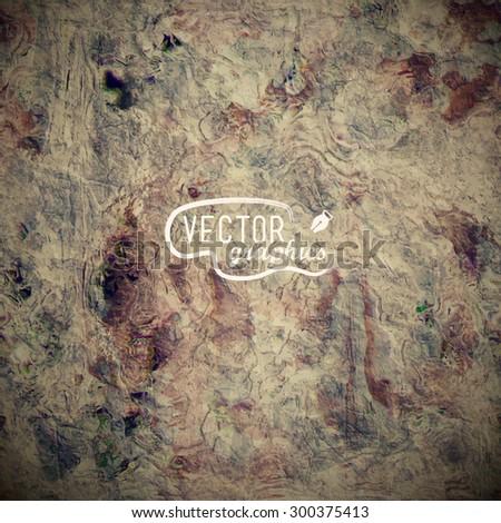 vector paper texture - stock vector