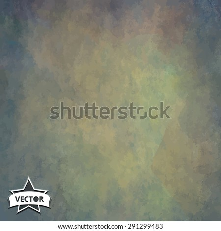 Vector paper texture, may use as background  - stock vector