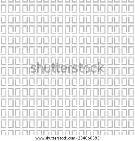 Vector pattern - crosses texture - stock vector