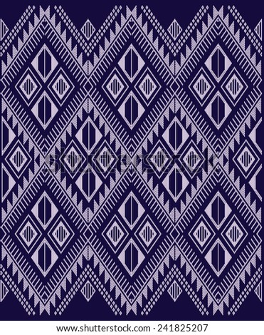 Vector pattern tribal ethnic.Designs for fabric and printing.Abstract designs. - stock vector