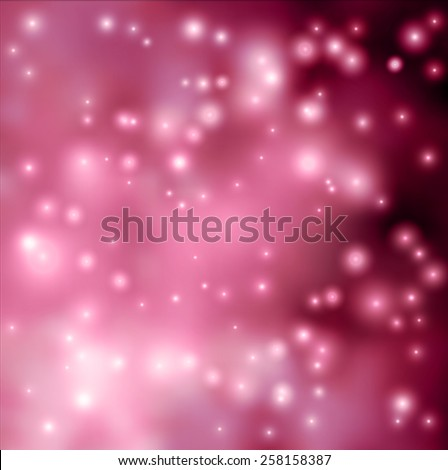 Vector pink abstract background. - stock vector