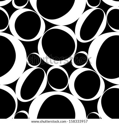 Vector Seamless Background - stock vector