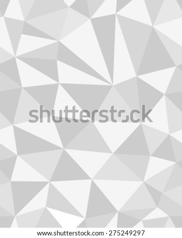 Vector seamless pattern of geometric texture - stock vector