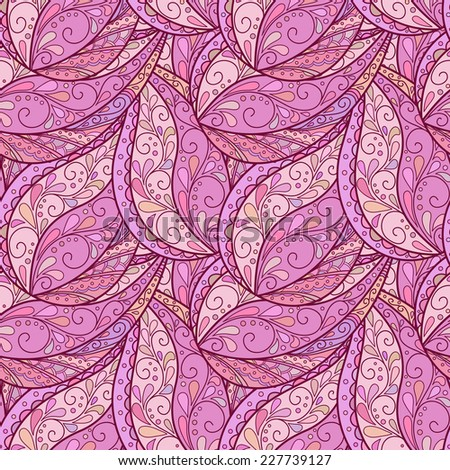 Vector seamless pattern. Use for wallpaper,pattern fills, web page background - stock vector