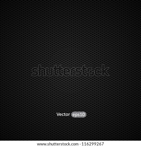 Vector texture - metal - stock vector