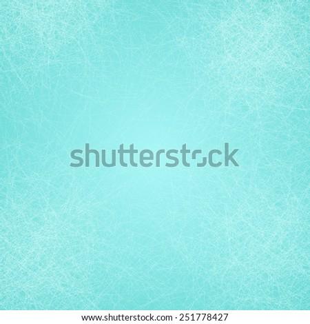 Vector Vintage blue grunge texture paper  background - stock vector