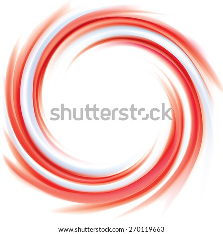 Vector wonderful soft edging with space for text. Eddy vivid backdrop from bands color of national political flags of popular countries as Latvia, Canada, Denmark, Japan, Switzerland, Poland, Austria - stock vector