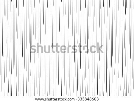 Vertical lines background. Rain drops - stock vector