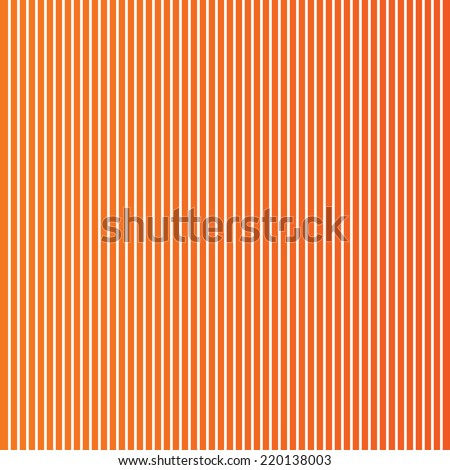 Vertical lines pattern background. Abstract wallpaper with stripes or curves. Orange background. Vector - stock vector