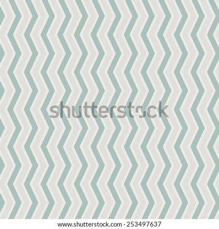 Vintage chevron pattern  - stock vector
