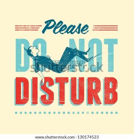 Vintage design for Graphic T-Shirts - EPS 10 - Worn effect can be remove easily. - stock vector