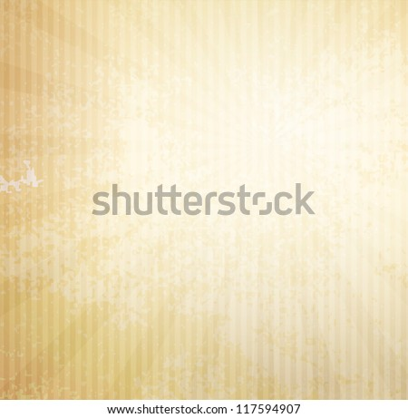 Vintage paper texture - stock vector