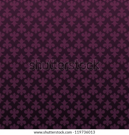 vintage pattern 2 - stock vector