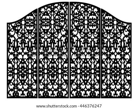 ap7483 silhouettes fretwork - photo #21