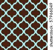 Vintage seamless pattern. - stock vector