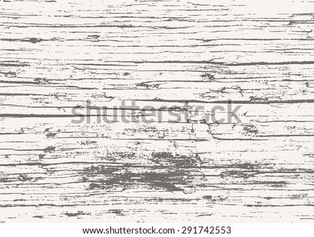 Vintage wood background - stock vector