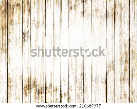 Vintage wood background template. plus EPS10 vector file - stock vector