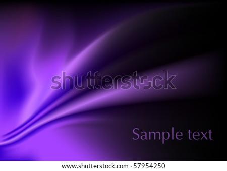 Violet pattern, vector illustration - stock vector