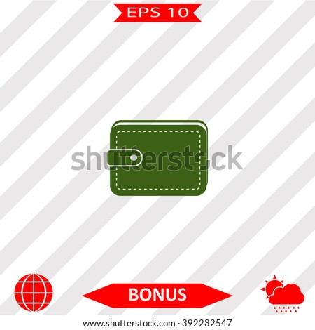 Clipart Wallet Stock Photos, Images, & Pictures   Shutterstock