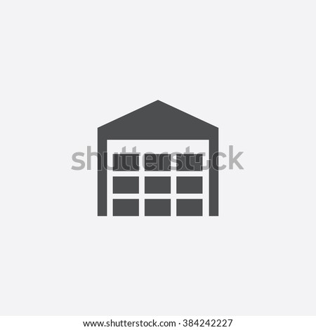 warehouse Icon. warehouse Icon Vector. warehouse Icon Art. warehouse Icon eps. warehouse Icon Image. warehouse Icon logo. warehouse Icon Sign. warehouse Icon Flat. warehouse Icon design - stock vector