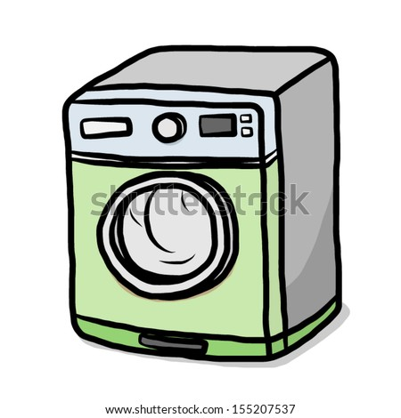 Cartoon Pics of Washing Machines Washing Machine Cartoon