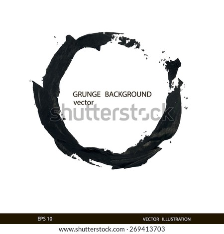 Watercolor background. Grunge background.Texture background. Hand drawn background with place for your text - stock vector