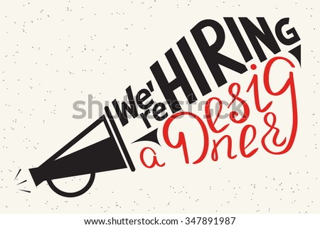 Recruitment agency stock vectors vector clip art for Design recruitment agencies
