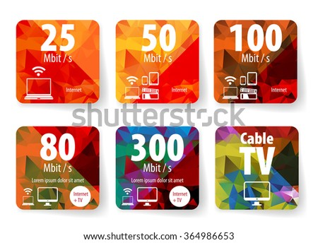 Web internet pricing table design for business. Vector illustration - stock vector