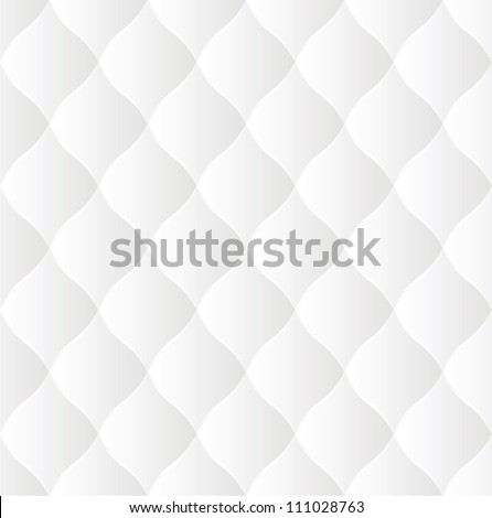 white neutral  background - seamless - stock vector