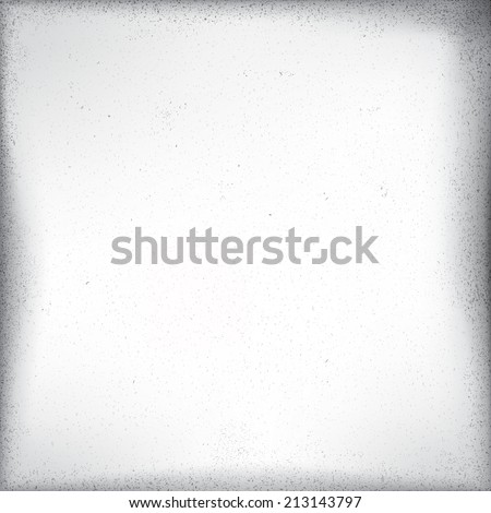 White paper texture or background with natural fiber parts - stock vector