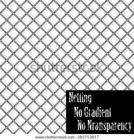 Mesh Fencing Vector of The Mesh Fence Vector