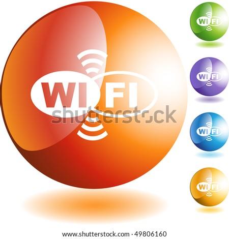 Wifi - stock vector