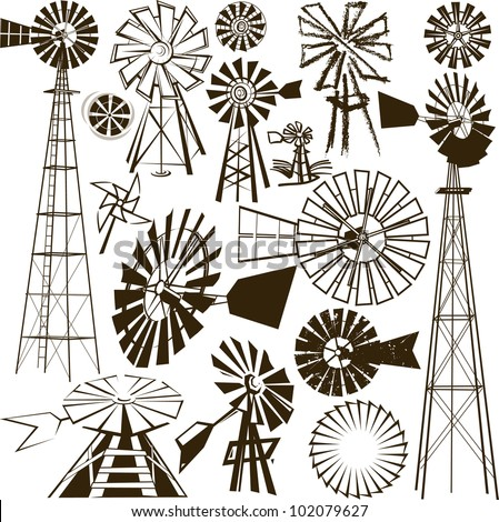 Windmill Stock Photos, Images, & Pictures | Shutterstock