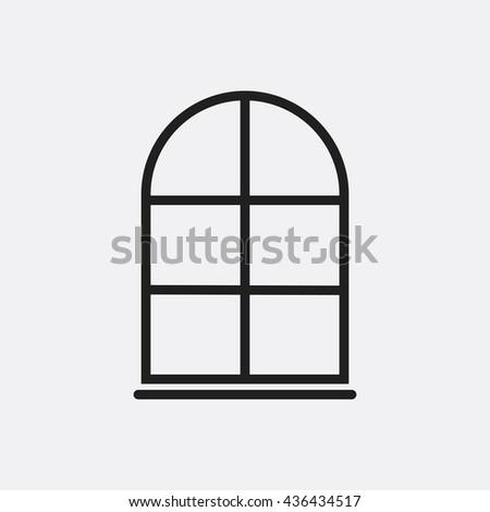 window Icon, window Icon Eps10, window Icon Vector, window Icon Eps, window Icon Jpg, window Icon, window Icon Flat, window Icon App, window Icon Web, window Icon Art, window Icon, window Icon, window - stock vector