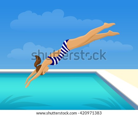 Diving Stock Photos Images Pictures Shutterstock