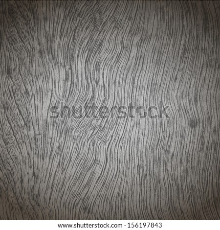 Wood Grain Texture - stock vector