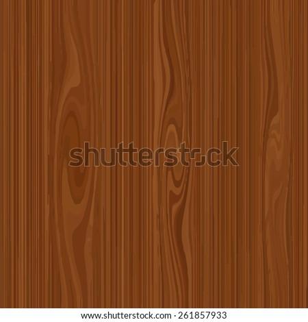 Wood texture. Vector - stock vector