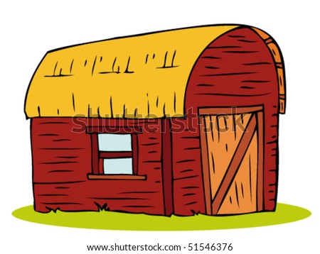 Cartoon Barn Stock Photos Images Pictures Shutterstock
