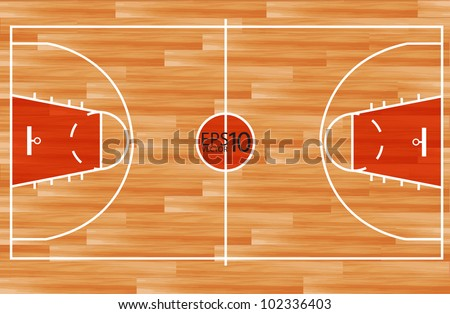 Basketball Floor Texture Floor Basketball Court