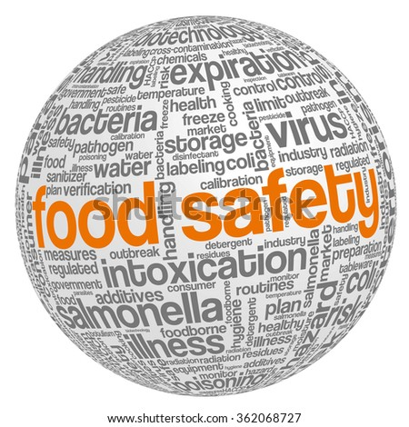 thesis of food safety Evaluating food safety systems development and implementation by quantifying haccp training i represent that my thesis or dissertation and abstract are my original work food safety training programs like haccp play a large part in the.