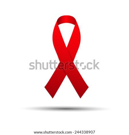 World AIDS Day 1 december. Vector EPS 10 illustration. - stock vector