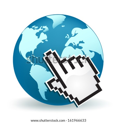 World Wide Web - stock vector