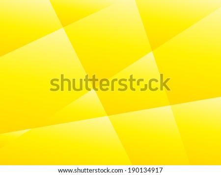 Yellow background - stock vector