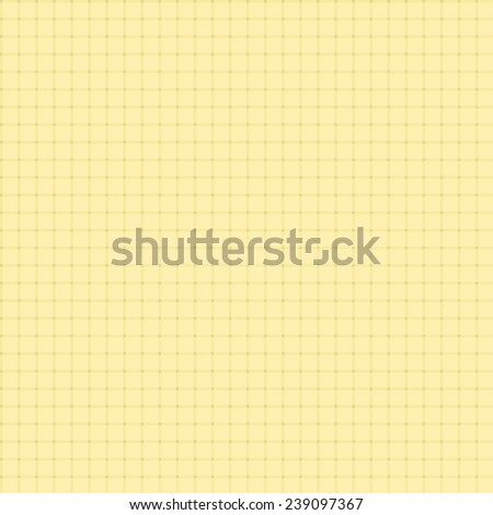 yellow checkered background - stock vector