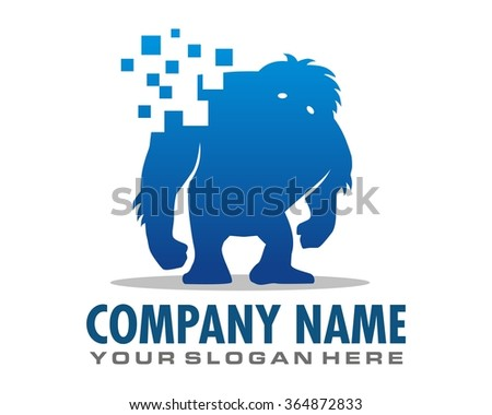 Wylaco Supply | YETI Billboard Logo T-Shirts |Blue Yeti Logo